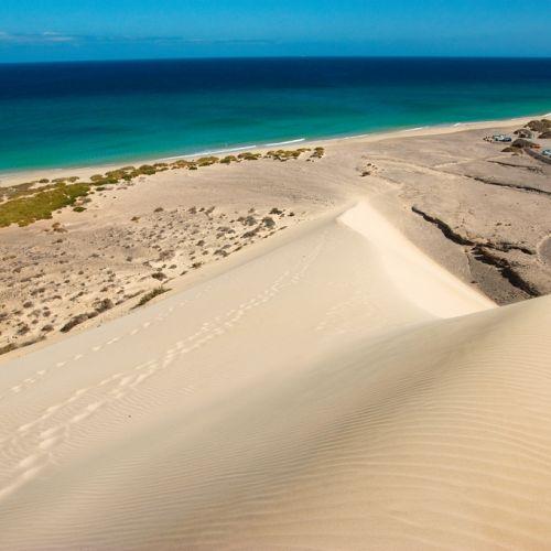 Dunas de las Islas Canarias