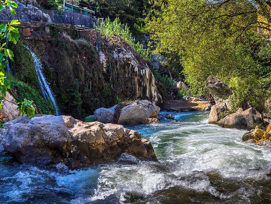 Cascada De Las Fuentes Del Algar 2