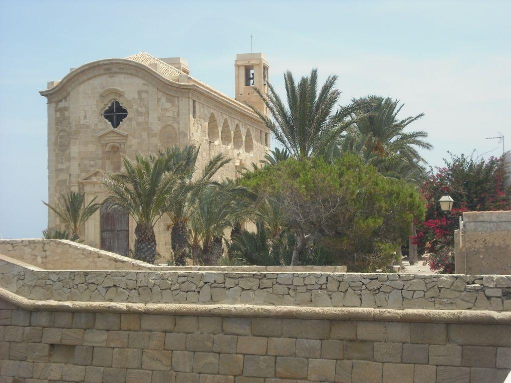 Iglesia De San Pedro En Tabarca