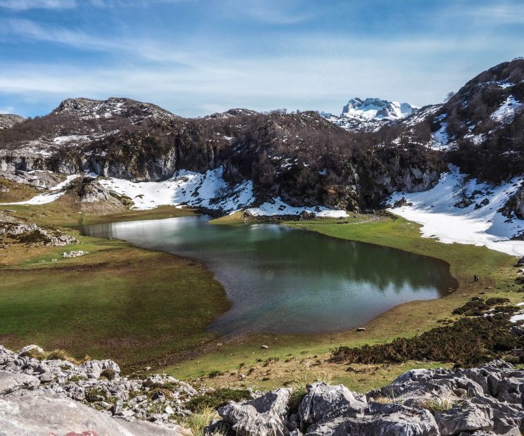 Lago Bricial de Lagos de Covadonga