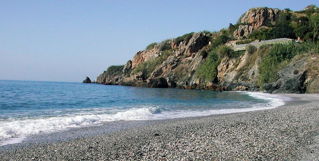 Playas De Malaga Playa Maro