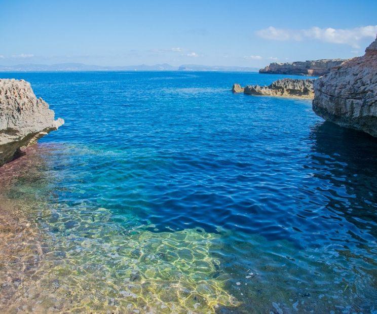 Calas De Formentera