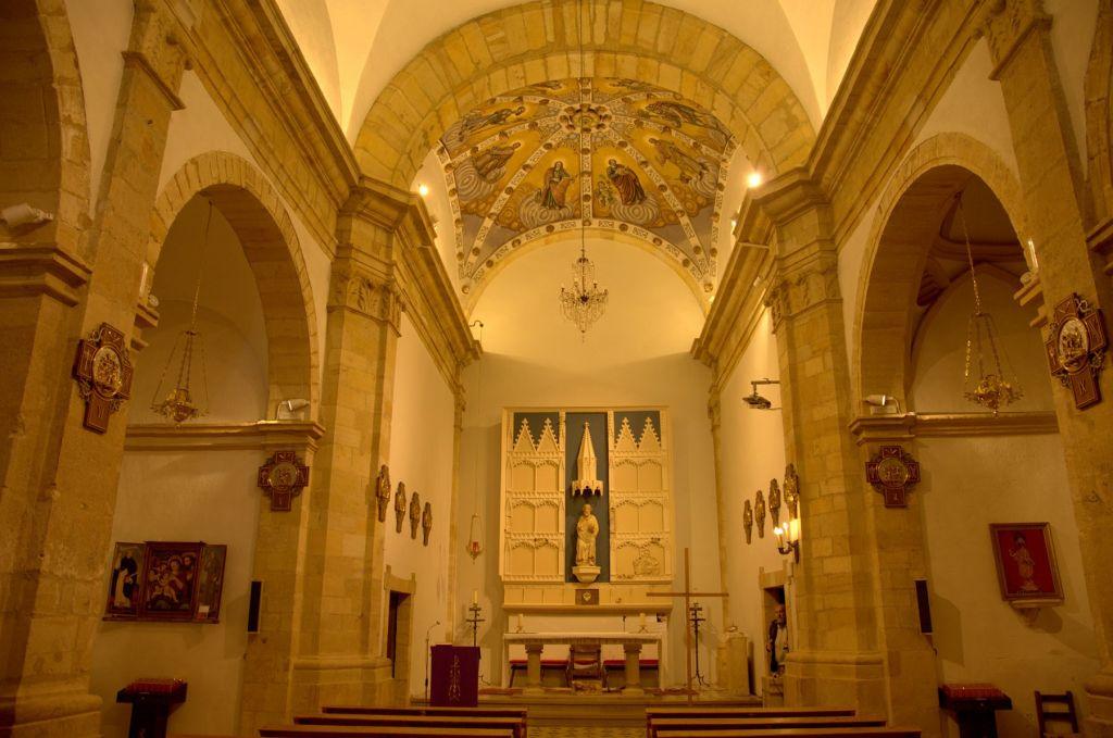 Iglesia El Salvador Culla