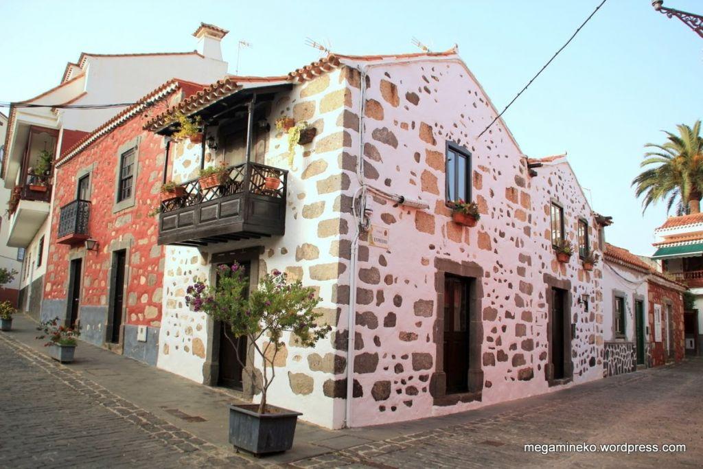 Calle Castelar Santa Brigida