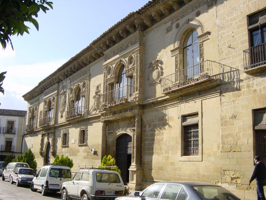Casa Consistorial Baeza