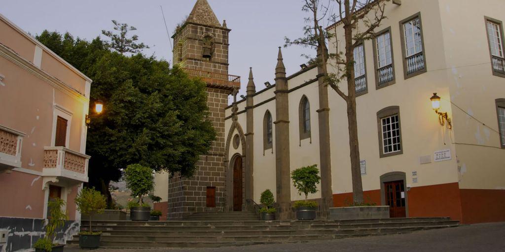 Iglesia Parroquial Santa Brigida