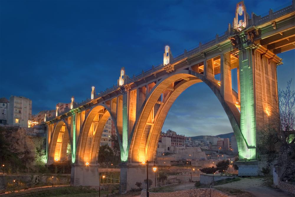 Puente De San Jorge Alcoy